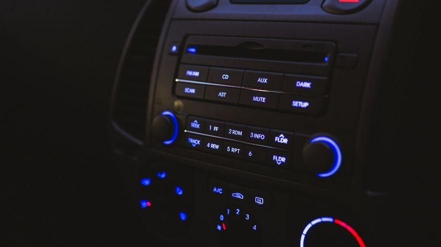 Do New Cars Have CD Players?