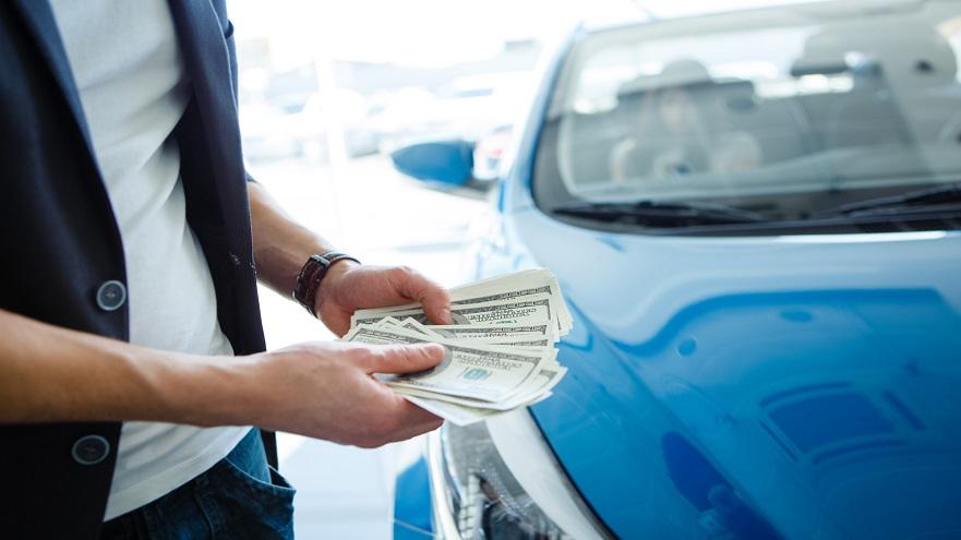 average first car price