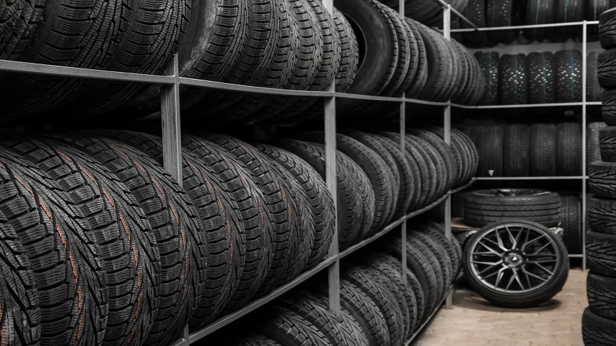 how old should new tires be