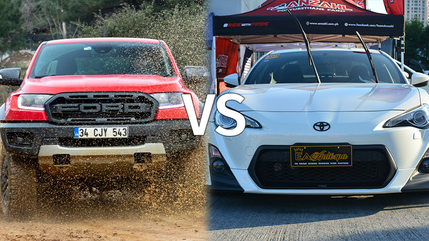 Truck or Sports Car? (Which Is Better?)