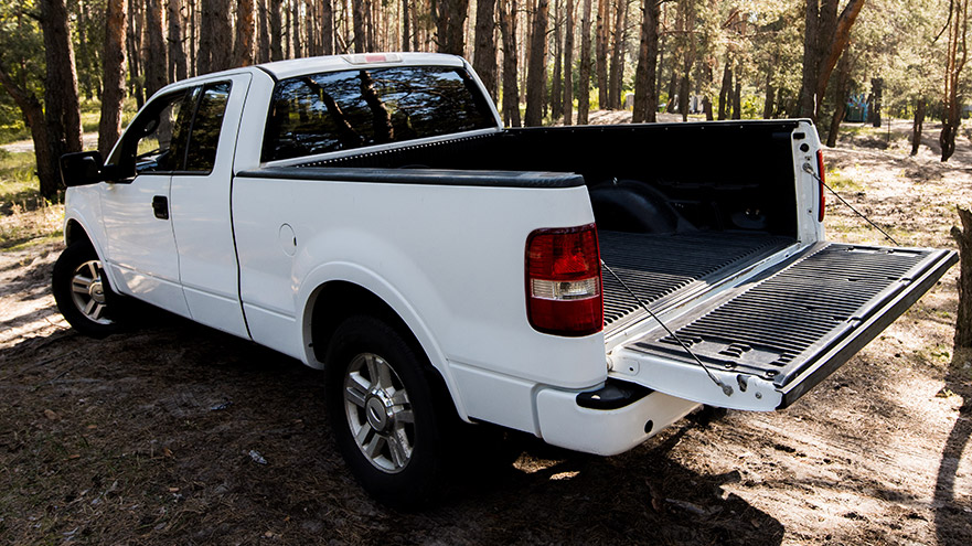 How Much Does A Truck Bed Weigh? (Explained)