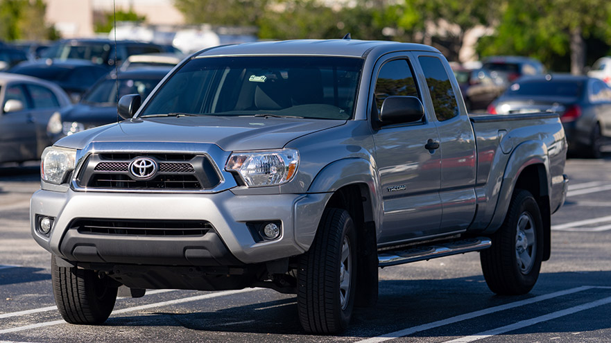 Why Are Toyota Tacomas So Expensive? (5 Reasons)